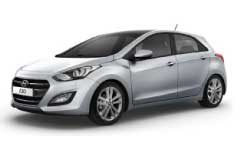 Κράτηση  Hyundai i30 ή παρόμοιο